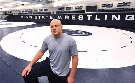 Two Days with the Legendary Cael Sanderson